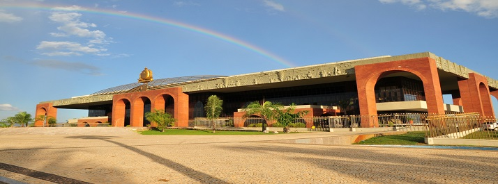 Palácio Araguaia, Praça dos Girassóis - Palmas TO - foto: Márcio Vieira
